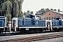 "Jung 12485 - DB ""260 355-3"" 24.07.1987 - Kassel, AusbesserungswerkNorbert Lippek"