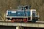 """Jung 12485 - KIESTAG """"260 355-3"""" 17.03.2012 - WimmisGeorg Balmer"""