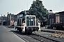 "Jung 12496 - DB ""260 366-0"" 01.08.1975 - Kassel, AusbesserungswerkNorbert Lippek"
