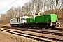 """Jung 14213 - BSBG """"295 049-1"""" 26.03.2018 - Duisburg, Abzweig LotharstraßeLothar Weber"""