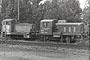 Kaluga 183 - Ziegelwerke Zehdenick 08.08.1993 - Großbothen, BahnhofNorbert Schmitz (Archiv Frank Glaubitz)