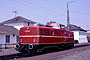 "Krauss-Maffei 17717 - VMN ""V 80 002"" 14.07.1985 - BreitengüssbachArchiv Beller"