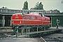 """Krauss-Maffei 17718 - DB """"280 003-5"""" 18.07.1973 - Bamberg, BahnbetriebswerkHinnerk Stradtmann"""