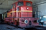 "Krauss-Maffei 18325 - AL ""V 21"" 08.07.1989 - Augsburg LokalbahnWerner Brutzer"