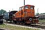 "Krauss-Maffei 18329 - AL ""V 25"" 08.07.1989 - Augsburg, LokalbahnWerner Brutzer"