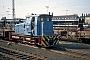 "Krauss-Maffei 18364 - MRW ""3"" 16.05.1980 - Mülheim (Ruhr)-Styrum, GüterbahnhofMartin Welzel"
