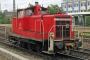 """Krauss-Maffei 18607 - Railion """"362 845-0"""" 15.09.2005 - München, Heimeraner PlatzTheo Stolz"""