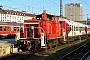 """Krauss-Maffei 18607 - Railion """"362 845-0"""" 28.11.2007 - München, HauptbahnhofAlexander Leroy"""