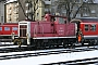 "Krauss-Maffei 18612 - Railion ""364 850-8"" 27.12.2005 - Ulm, HauptbahnhofRalf Lauer"