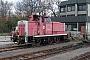 "Krauss-Maffei 18612 - Railion ""364 850-8"" 09.04.2004 - Tübingen, HauptbahnhofMathias Welsch"