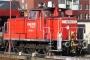 """Krauss-Maffei 18614 - Railion """"362 852-6"""" 07.02.2007 - Bremen, Hauptbahnhof, WaschanlageMarek Niemiec"""