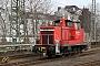 """Krauss-Maffei 18614 - DB Schenker """"362 852-6"""" 10.03.2012 - Bremen, HauptbahnhofStefan Pavel"""