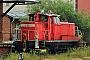 """Krauss-Maffei 18618 - DB Cargo """"362 856-7"""" 30.06.2017 - StralsundKlaus Hentschel"""