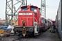 """Krauss-Maffei 18631 - Pfalzbahn """"364 869-8"""" 21.03.2015 - Mannheim-Friedrichsfeld, HEMMalte Werning"""