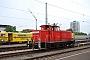 """Krauss-Maffei 18631 - Pfalzbahn """"364 869-8"""" 02.08.2014 - Kehl (Schwarzwald), BahnhofYannick Hauser"""