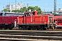 """Krauss-Maffei 18634 - TrainLog """"362 872-4"""" 02.06.2019 - MannheimErnst Lauer"""