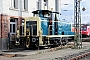 "Krauss-Maffei 18634 - TrainLog ""362 872-4"" 19.01.2020 - Mannheim, BetriebshofErnst Lauer"