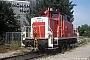 "Krauss-Maffei 18635 - DB ""364 873-0"" 29.07.1992 - München, ContainerbahnhofArchiv Ingmar Weidig"