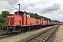 "Krauss-Maffei 18635 - DB Cargo ""362 873-2"" 12.06.2018 - München NordFlorian Fischer"