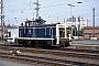 "Krauss-Maffei 18649 - DB ""360 887-4"" 01.08.1990 - Nürnberg, HauptbahnhofNorbert Lippek"
