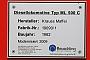 "Krauss-Maffei 19090 - K+S Kali ""1"" 07.08.2017 - FabriknummerThomas Wohlfarth"