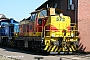 "Krauss-Maffei 19291 - EH ""572"" 24.08.2009 - Moers, Vossloh Locomotives GmbH, Service-ZentrumLutz Goeke"