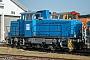 """Krauss-Maffei 19676 - Sasol """"2"""" 16.02.2015 - Moers, Vossloh Locomotives GmbH, Service-ZentrumRolf Alberts"""