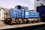 """Krauss-Maffei 19676 - INEOS """"2"""" 29.06.2015 - Moers, Vossloh Locomotives GmbH, Service-ZentrumMichael Vogel"""