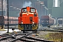 """Krauss-Maffei 19679 - RBH Logistics """"512"""" 24.02.2007 - Kamp-Lintfort, DSK-Bergwerk WestMalte Werning"""