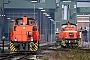 """Krauss-Maffei 19679 - RBH Logistics """"512"""" 10.10.2007 - Kamp-Lintfort, Bergwerk WestPatrick Böttger"""