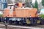 """Krauss-Maffei 19681 - RBH Logistics """"573"""" 17.03.2014 - GladbeckJörg van Essen"""