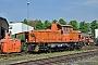 """Krauss-Maffei 19681 - RBH Logistics """"573"""" 23.04.2014 - Gladbeck-Zweckel, RBH ZentralwerkstattJens Grünebaum"""