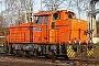 "Krauss-Maffei 19681 - RBH Logistics ""573"" 31.01.2014 - Gladbeck, Bahnhof WestDominik Eimers"
