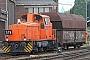 "Krauss-Maffei 19682 - RBH Logistics ""578"" 22.04.2014 - Gladbeck, Bahnhof WestDominik Eimers"
