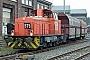 """Krauss-Maffei 19686 - RBH Logistics """"575"""" 18.11.2013 - GladbeckJörg van Essen"""