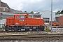 """Krauss-Maffei 19688 - RBH Logistics """"517"""" 16.06.2012 - Gladbeck, TalstraßeHarald Wittek"""