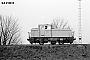 "Krauss-Maffei 19688 - RAG ""V 137"" 04.02.1984 - Kamp-LintfortDr. Günther Barths"
