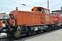 """Krauss-Maffei 19691 - RBH Logistics """"580"""" 06.04.2015 - Oberhausen-Osterfeld, BetriebswerkLucas Ohlig"""