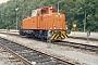 """Krauss-Maffei 19691 - RAG """"580"""" 25.08.1990 - Dortmund-Nette, Lokstation HansaMichael Vogel"""