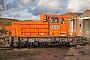 "Krauss-Maffei 19693 - RBH Logistics ""570"" 28.11.2015 - Marl-Sinsen, RBH-Bahnhof Am Alten PüttPatrick Böttger"