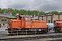 """Krauss-Maffei 19733 - RBH Logistics """"586"""" 16.06.2012 - Kamp-Lintfort, Bergwerk WestHarald Wittek"""