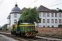 """Krauss-Maffei 19819 - AVG """"63"""" 16.05.1982 - Ettlingen, Bahnhof StadtStefan Motz"""