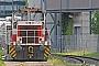 """Krauss-Maffei 20044 - HFM """"D 8"""" 05.07.2015 - Frankfurt, Gutleutstraße (Heizkraftwerk West)Peter Hancock"""