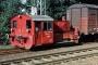 """Krupp 1373 - MHE """"D 10"""" 29.08.1994 - Meppen, BahnhofDate Jan de Vries"""