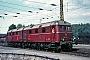 """Krupp 2471 - DB """"288 002-9b"""" 17.06.1971 - Bamberg, BahnbetriebswerkBernd Kittler"""