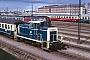 """Krupp 3563 - DB """"360 284-4"""" 03.08.1988 - Kiel, HauptbahnhofGunnar Meisner"""