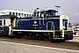 """Krupp 3563 - DB """"360 284-4"""" __.08.1988 - Kiel, HauptbahnhofTomke Scheel"""