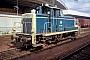 """Krupp 3569 - DB """"360 290-1"""" 02.07.1990 - Koblenz, HauptbahnhofAndreas Kabelitz"""