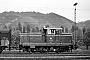 "Krupp 3569 - DB ""V 60 290"" 27.04.1966 - Oberlahnstein, BahnhofKarl-Hans Fischer"