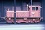 """Krupp 3614 - TST """"400"""" 15.09.1986 - Duisburg-BruckhausenWolf-Dietmar Loos"""